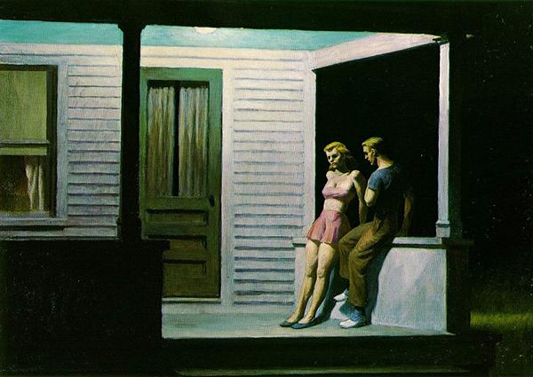 Summer evening de 1947